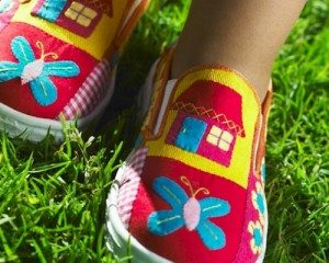 Fair Trade Kids Shoes