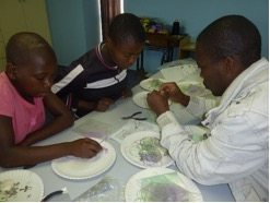 Fair Trade Jewellery maker Lesotho