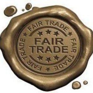 Fair trade products logo